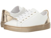 Guess Jacaly Gold Women's Lace Up Casual Shoes