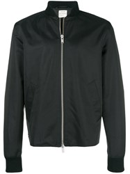 Zadig And Voltaire Boris Bomber Jacket Black