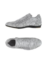 Alexander Hotto Footwear Low Tops And Trainers Men Grey