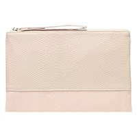 Miss Kg Thea Clutch Bag Nude