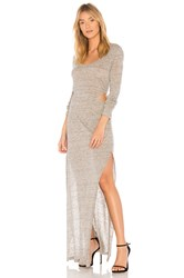 Yfb Clothing Athina Dress Gray