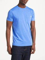 K Way Elias Pocket T Shirt Azure Blue