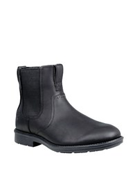 Timberland Carter Notch Full Grain Leather Chelsea Boots Black