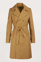 A.P.C. Alexis Trench Beige