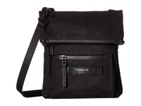 Timbuk2 Cargo Crossbody Canvas Jet Black Cross Body Handbags
