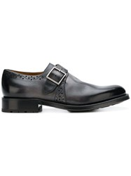 Bally Luxor Derby Shoes Grey