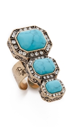 Samantha Wills Young Picasso Ring Turquoise Gold