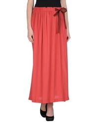 Aniye By Long Skirts Red