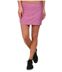 Bench Active Skort Meadow Mauve Marl Women's Skort Pink