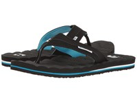 Billabong Dunes Impact Black Blue Men's Sandals