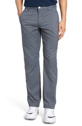 Bonobos Men's Highland Pattern Slim Fit Golf Pants Dark Grey