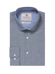 Skopes Contemporary Collection Formal Shirt Grey