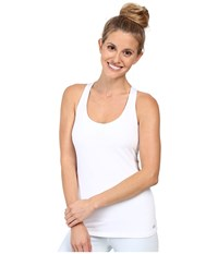 Alo Yoga Glance Bra Tank Top White Women's Bra