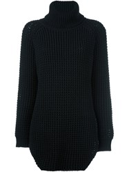 Hope Roll Neck Jumper Black