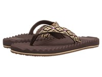 Freewaters Alta Brown Olive Women's Sandals