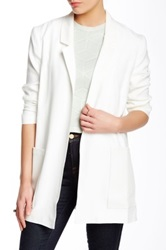 Autograph Addison Houston Boyfriend Blazer White