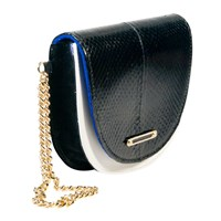 Wanderlista Half Moon Salviati Mini Bag Wristlet