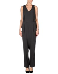 Alysi Dungarees Trouser Dungarees Women Lead