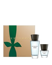 Burberry Touch For Eau De Toilette Gift Set No Color