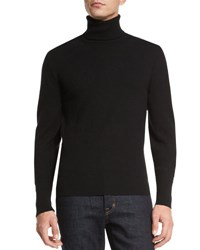 Tom Ford Cashmere Turtleneck Sweater Black