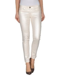 S.O.S By Orza Studio Casual Pants Ivory