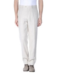 Enrico Coveri Casual Pants Beige