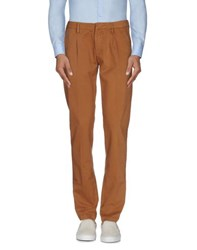 Truenyc. Trousers Casual Trousers Men Brown