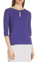 Boss Epina Top Deep Lilac