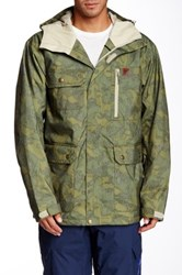 Dc Servo 15 Snow Jacket Gray
