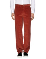 Brooks Brothers Casual Pants Rust