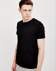 Edwin Pocket T Shirt Black