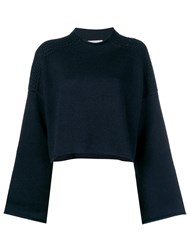 J.W.Anderson Jw Anderson Cable Detail Jumper Blue
