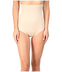 Miraclesuit Flex Fit Hi Waist Brief Nude Women's Underwear Beige
