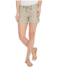 Kut From The Kloth Julie Shorts In Khaki Khaki Women's Shorts