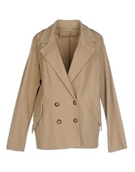 True Tradition Suits And Jackets Blazers Women Beige
