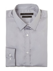 Kenneth Cole Flight Travel Shirt Grey