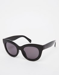 Cheap Monday Love Cat Eye Sunglasses Black