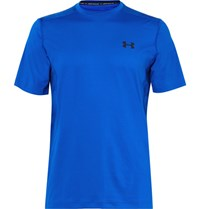 Under Armour Raid Heatgear Jersey Tennis T Shirt Blue
