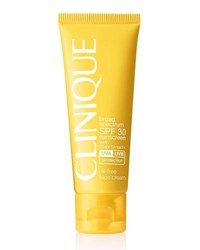 Clinique Broad Spectrum Spf 30 Sunscreen Oil Free Face Cream 50 Ml