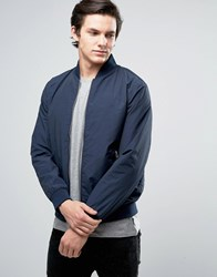 Jack And Jones Originals Bomber Jacket Total Eclipse Navy