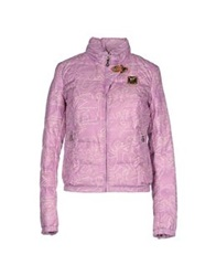 Piero Guidi Down Jackets Light Purple