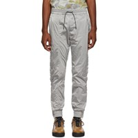 Filling Pieces Grey Logo Track Pants