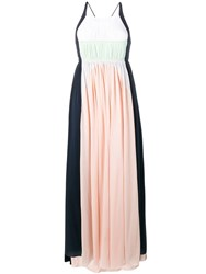 Sportmax Valdez Maxi Dress Pink