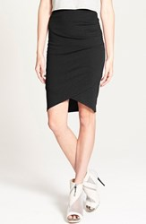 Women's Leith Ruched Body Con Skirt