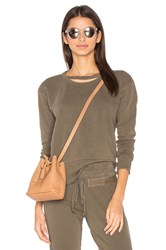 Wilt Slouchy Sweatshirt Brown