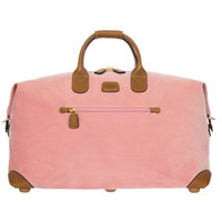 Bric's Brics Life Pink Soft Small Holdall Pink