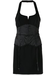 Moschino Party Dress Black