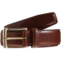 Crockett Jones Dress Belt Chestnut