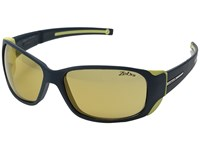 Julbo Eyewear Montebianco Dark Blue Yellow Sport Sunglasses Navy