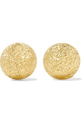 Carolina Bucci 18 Karat Gold Earrings